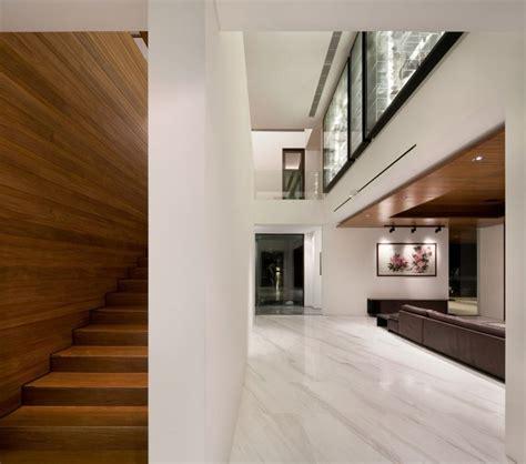 Metallic Exterior Meets Modern Interiors At Singapore's