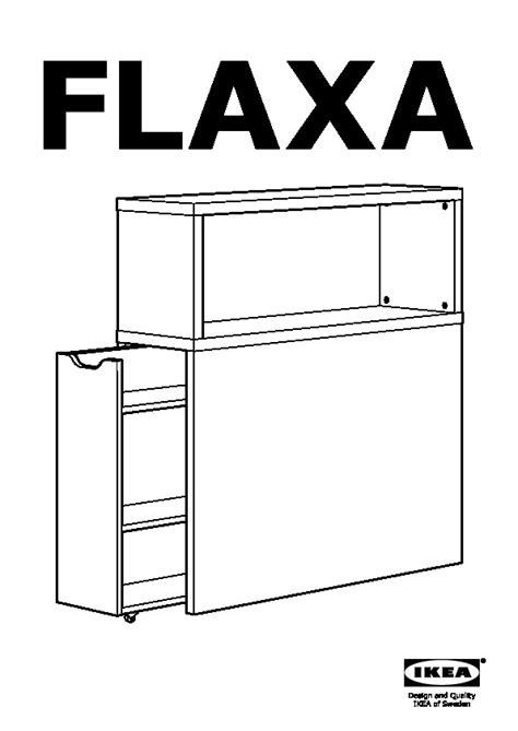 Tete De Lit Rangement Ikea by Flaxa T 234 Te De Lit Avec Rangement Blanc Ikea