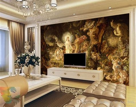 wall murals for rooms classical painting wall murals custom 3d wallpaper