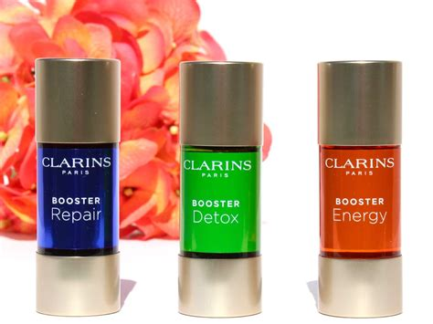 Gold Skin Detox Booster by Clarins Skincare Boosters Repair Detox Energy