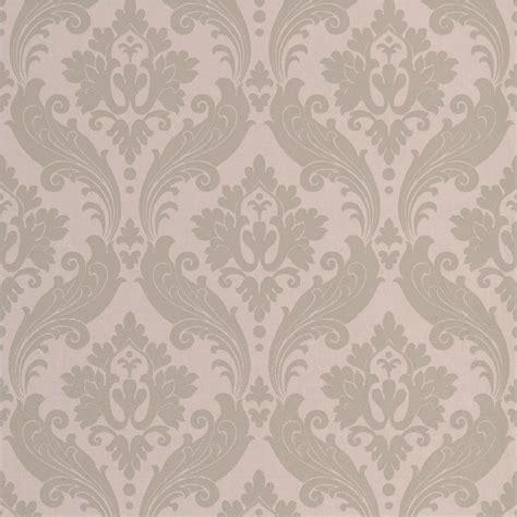 new classic wallpaper collection graham brown kelly hoppen vintage flock damask wallpaper