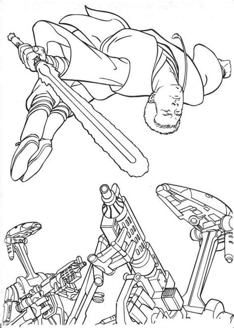 star wars clone army coloring pages