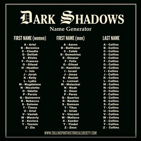 name generator 17 best images about whats your name on