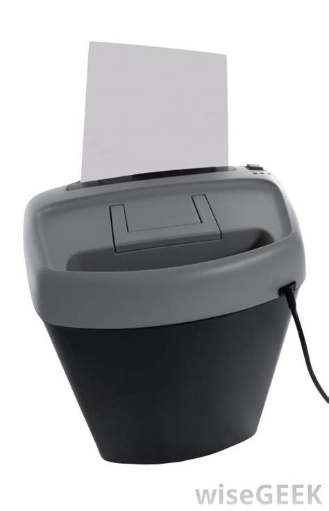 types of paper shredders what are the different types of home office shredders