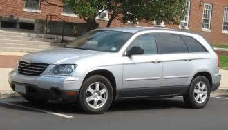 Chrysler Pacifica Wiki File 2004 2006 Chrysler Pacifica Touring Jpg