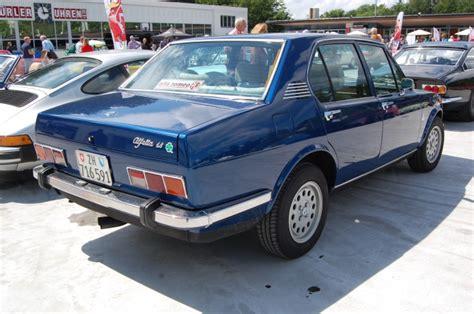 1979 Alfa Romeo by 1979 Alfa Romeo Alfetta Photos Informations Articles