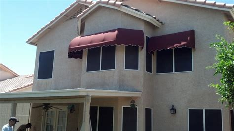 Awnings Az by Awnings And Rollshades In Az