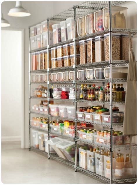 Wire Shelving For Pantry by 20 Pantry Ideas Somewhat Simple