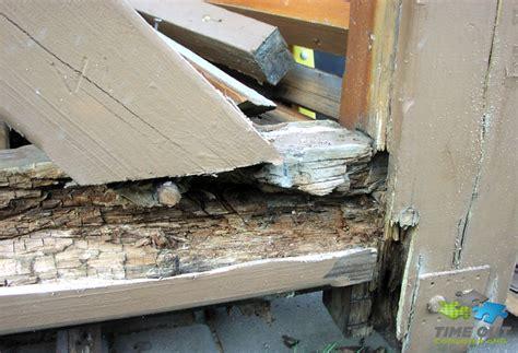 Morsches Holz Ausbessern by Morsches Holz Mit Epoxidharz Reparieren Epoxidharze Net