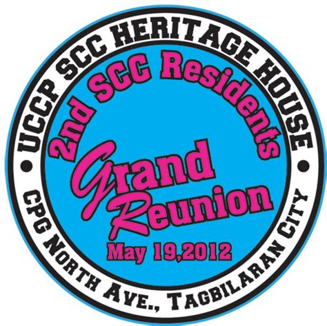 scc residents grand reunion tambay arts