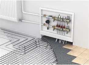 radiant floor heating ottauquechee plumbing and heating
