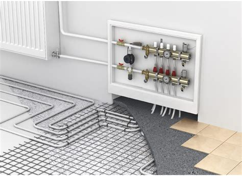Radiant Plumbing And Heating by Radiant Floor Heating Ottauquechee Plumbing And Heating