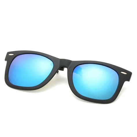 Raybn Clip On Magnet 802 magnetic polarized clip on sunglasses www panaust au