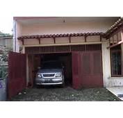 Gambar Car Port Garasi Mobil Rumah Idaman 1  Pintu Tertutup Dalam