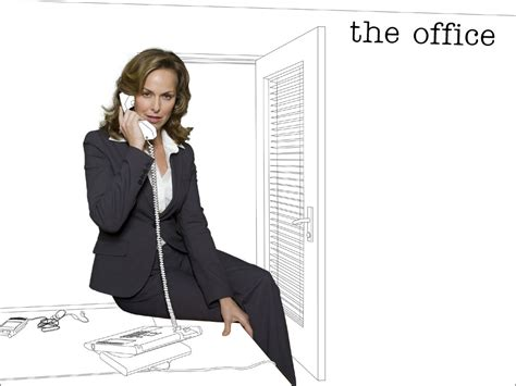 The Office by Jan Levinson The Office Wallpaper 34289 Fanpop