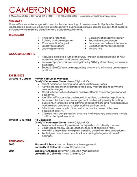 A Resume Template by How Should A Resume Look Like In 2018 Resume 2018