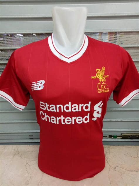 jersey liverpool home 2017 2018 terbaru awwsport