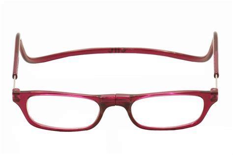 clic reader eyeglasses original readers bordeaux magnetic