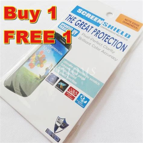 Ahha Monshield Clear Screen Protec Samsung Galaxy Note 4 2x clear lcd screen protec end 11 26 2016 12 58 pm