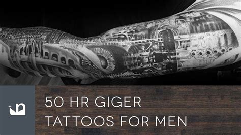 hr giger tattoo 50 hr giger tattoos for