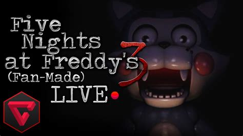 five nights at freddy s fan games five nights at freddy s 3 la mordida del 87 fan made