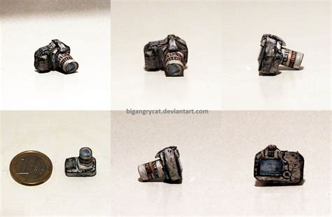 Canon Papercraft - canon papercraft by bigangrycat on deviantart