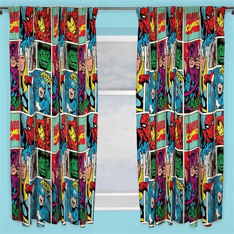 how to give yourself curtains boys disney character boys curtains bedroom marvel paw patrol