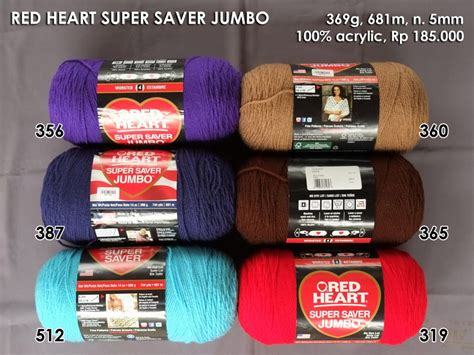 Benang Rajut Import Saver Coral benang usa new arrival dec 2014
