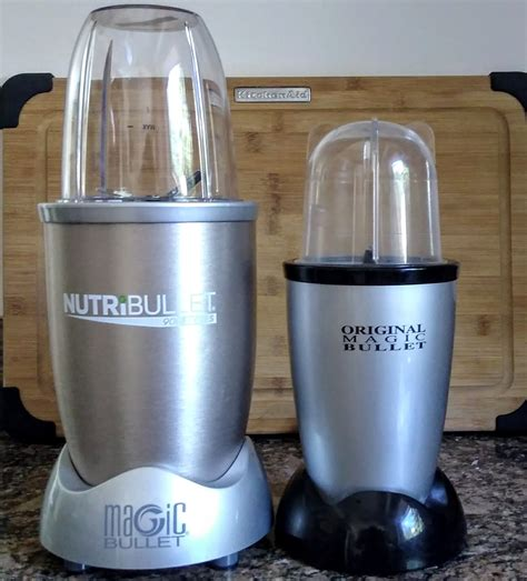 Blender Airlux Magic Blender nutribullet vs magic bullet which personal blender is better