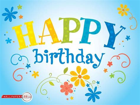 wallpaper bergerak happy birthday wallpapers of happy birthday wallpaper cave