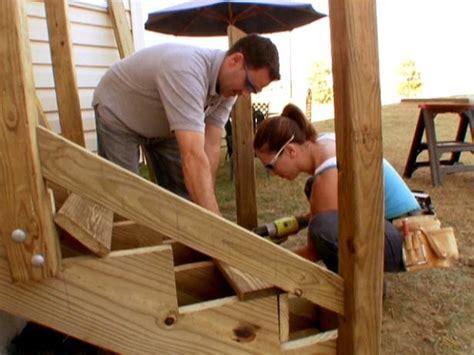 stairway installation video diy