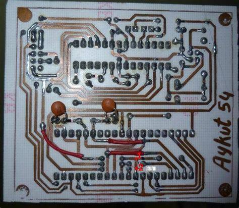 Pcb Usbasp Usbisp Universal Usbasp Zif Soket usbasp zif socket version elektroda pl