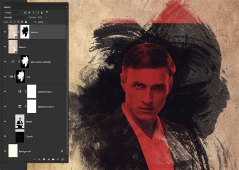 tutorial photoshop low key effect create an apple style music poster 5 duotone effects and