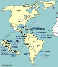 us map quiz lizard point test your geography knowledge americas capital cities