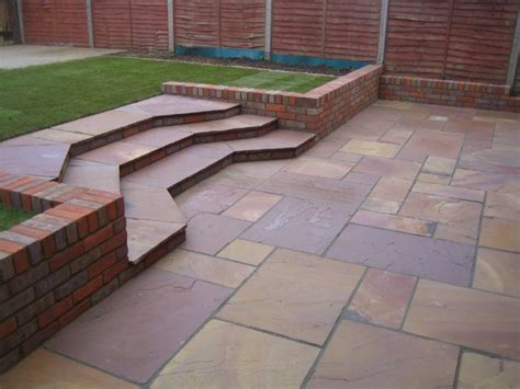 patio exles natural indian stone preston natural stone driveways