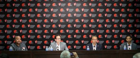 Browns Front Office by Talk It Out Should The Browns Make Changes To The Front