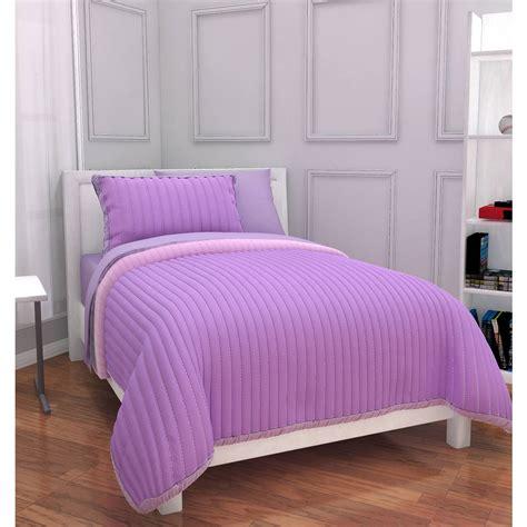 purple kids bedding purple kids bedding walmart com mainstays quilted solid