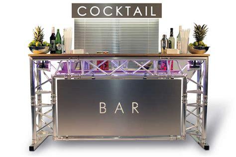 mobile cocktail bars dohmens catering k 246 ln mobile cocktailbar