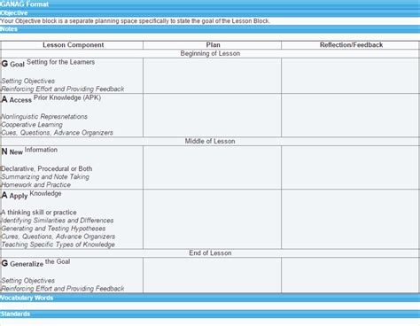 robert marzano lesson plan template search results for marzano unit lesson plan calendar 2015