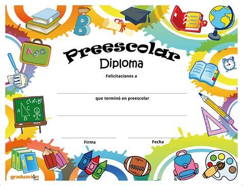 imagenes infantiles graduacion preescolar diploma de preescolar los precios m 193 s bajos garanti 193