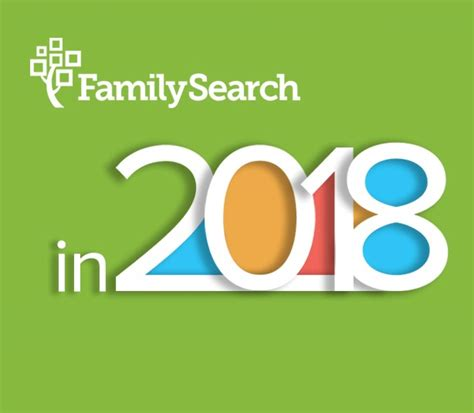 Family Search What S Coming From Familysearch In 2018 187 Lds Mormon