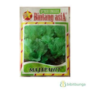 Harga Diskon Benih Sawi Pahit Majapahit Pack 1000 Biji Bintang benih bintang asia sawi pahit majapahit 25 gram jual tanaman hias