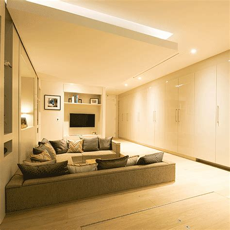 Modular Living Room by This Modern Living Room Holds An Quot Embedded Quot Secret That
