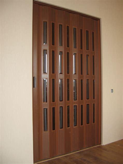 accordion doors wood interior design inspirations