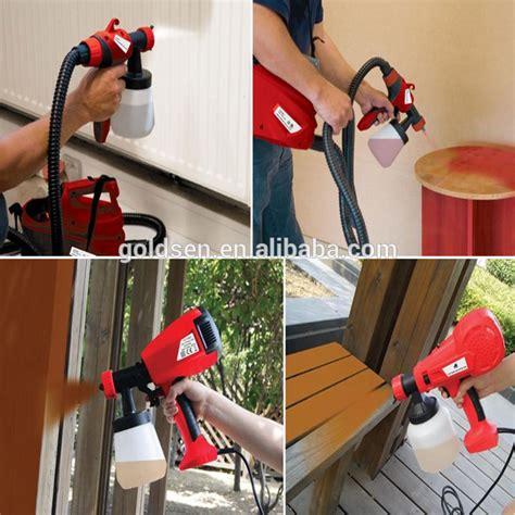 Mesin Cat Air Brush Sale 450w Portable Hvlp Held Paint Sprayer