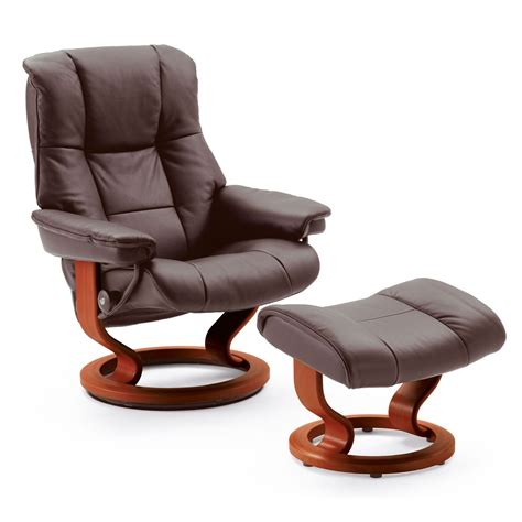 stressless recliner price stressless mayfair medium recliner ottoman from 2 695
