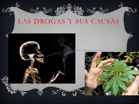 las drogas en la 8417067329 las drogas y sus causas