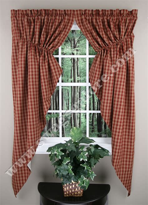 gathered swag curtains sturbridge gathered swag wine park designs kitchen