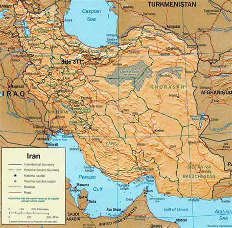 qazvin iran map site 311 qazvin underground facility iran special