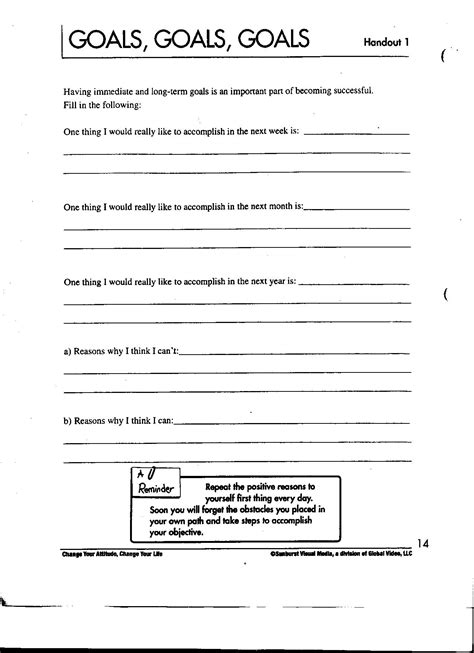 Increasing Self Esteem Worksheets by Raley Robert L 8th Grade Health Worksheets And Papers